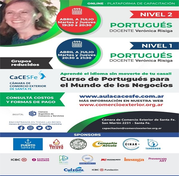 Curso de Portugues para el Mundo de los Negocios - Nivel 2