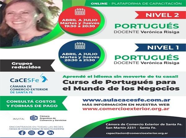 Curso de Portugues para el Mundo de los Negocios - Nivel 1